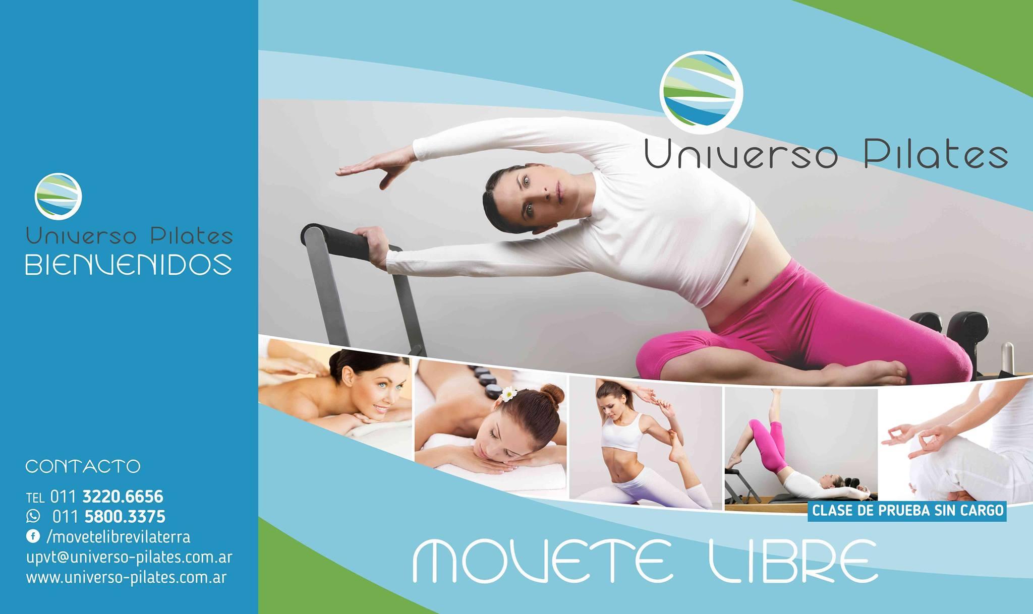 "Estudio ""Universo Pilates"""
